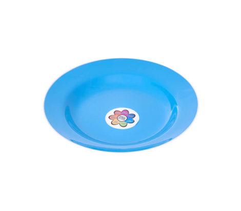 blue plate-2