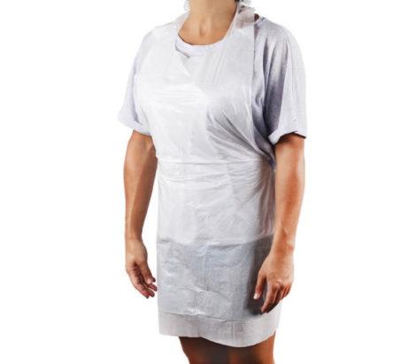 plastic aprons