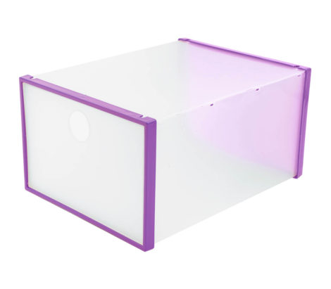 purple shoe box-2