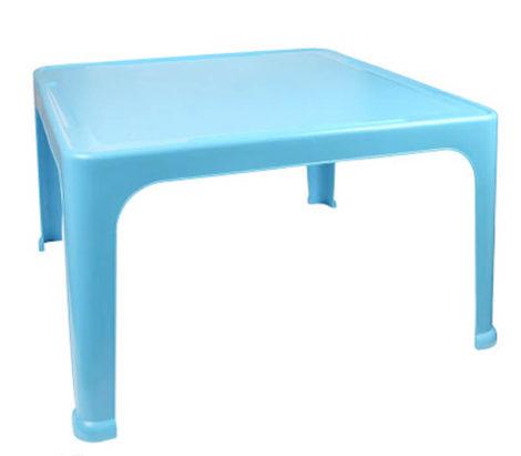 1 kiddies light blue table-2
