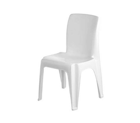 Atlantis white chair-2