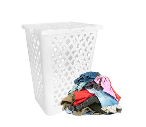 Laundry basket 65L alpas